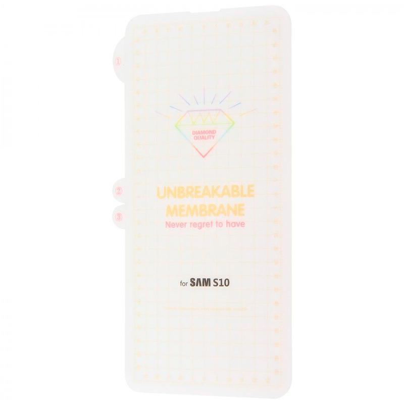 Полиуретановая пленка MK для Unbreakable Membrane Samsung G973 (S10)