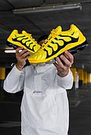 Кросівки жіночі весняні осінні якісні модні Найк Air VaporMax Plus Yellow, фото 1