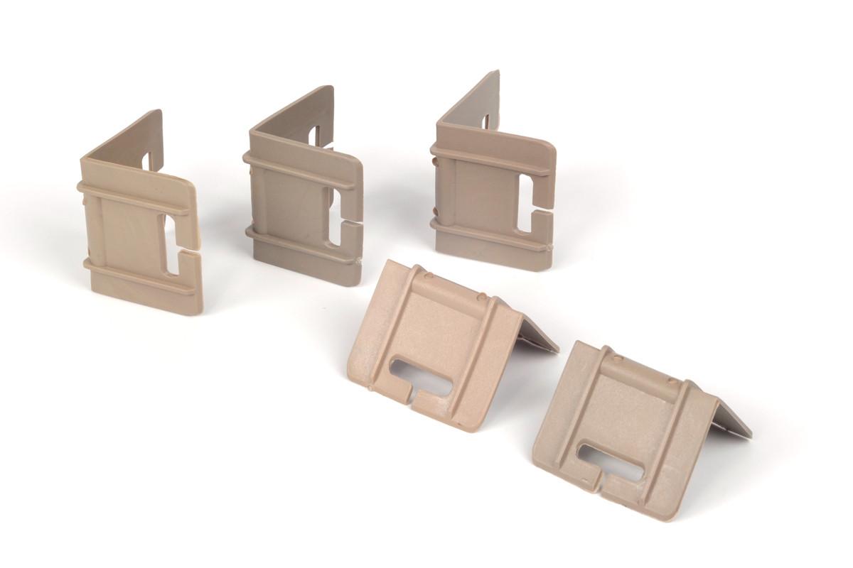 Уголок защитный 45 мм упаковочный