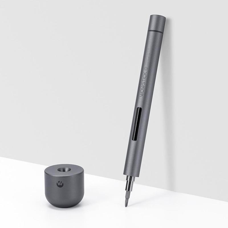 Xiaomi MiJia Wowstick 1F Plus (Grey) (Отвертка)