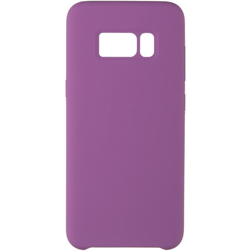Original 99% Soft Matte Case для Samsung A505 (A50) Violet
