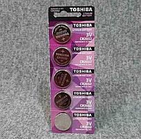 Батарейки Toshiba CR2032