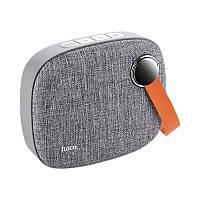 Bluetooth колонка Hoco BS8 Gray