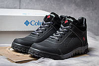 Зимние мужские ботинки 30831, Columbia Track III, черные ( 40  ), фото 1