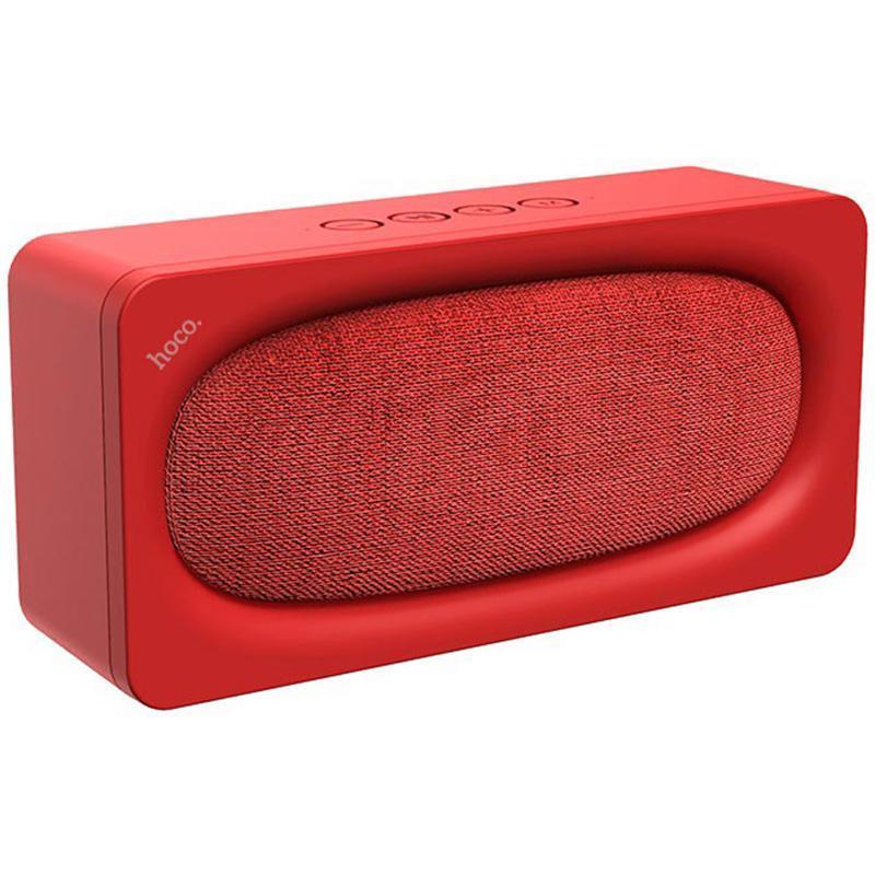 Bluetooth колонка Hoco BS27 Red