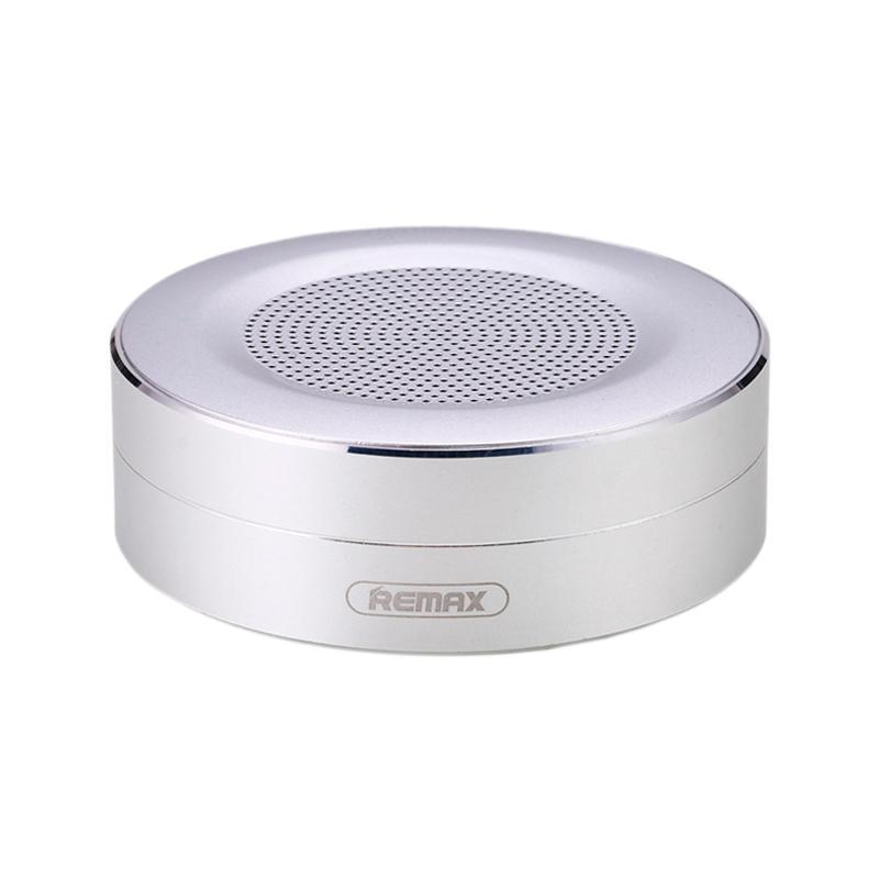 Bluetooth колонка Remax RB-M13 Silver