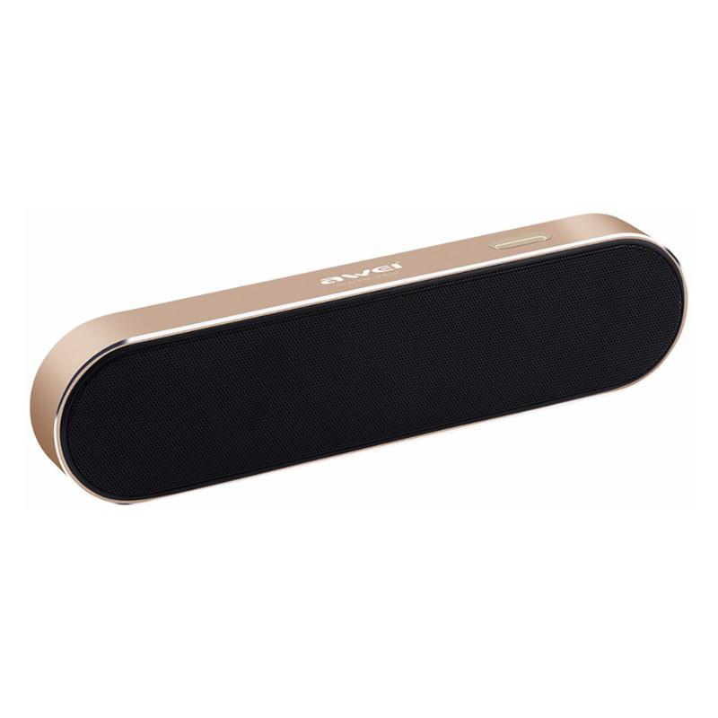 Bluetooth колонка AWEI Y220 Gold
