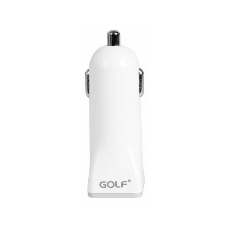 АЗУ 1USB Golf 1A White (GF-C1)