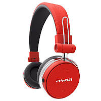 Беспроводные наушники Awei A700BL Red