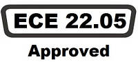 Сертификация ECE 22.05 - европейское тестирование мото шлемов