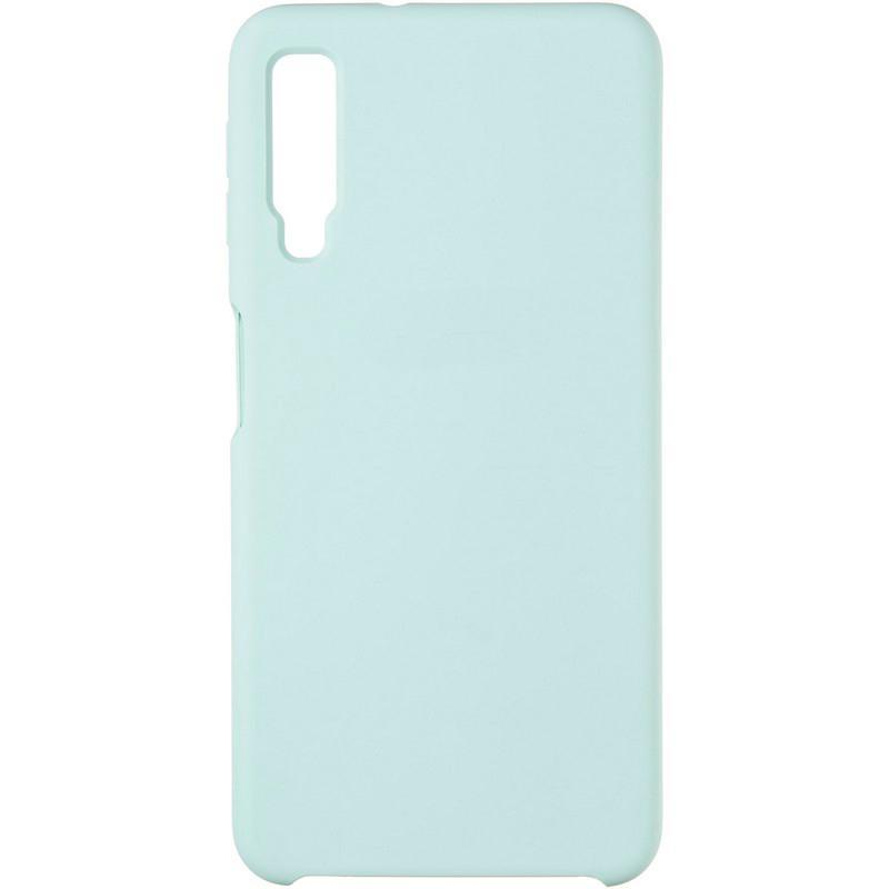 Original 99% Soft Matte Case для Samsung A750 (A7-2018) Mint