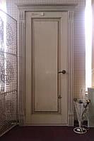Деревянные межкомнатные двери из массива для дома