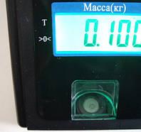 Весы торговые 40 кг со счетчиком цены, фото 4