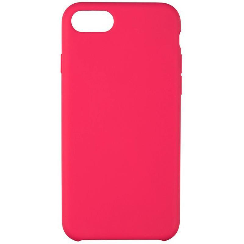 Original 99% Soft Matte Case для iPhone 7 Plus/8 Plus Rose Red