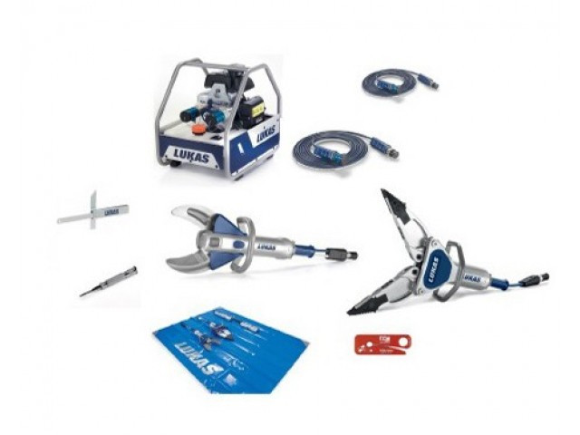 Набір гідравлічного рятувального обладнання Lukas (Лукас) 2