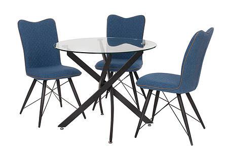 Стол Т-309 (Прозрачный) D=900, фото 2