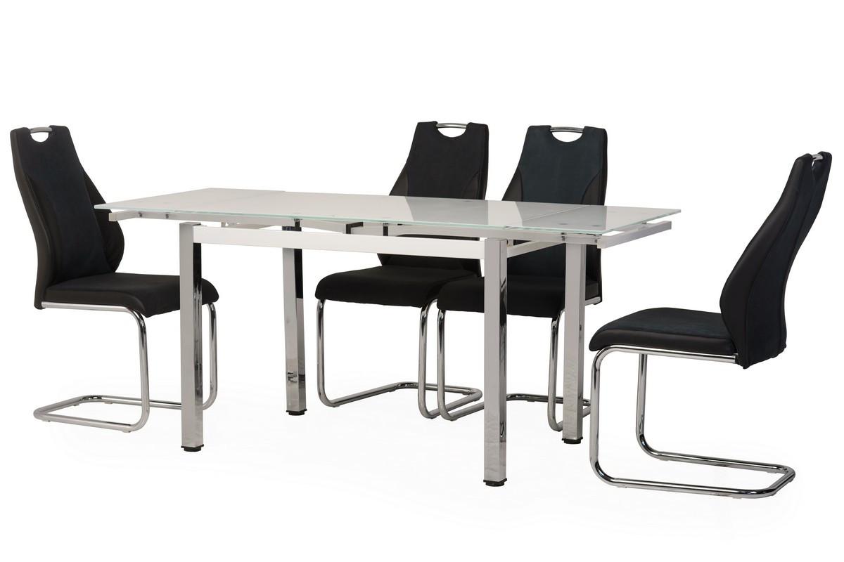 Стол Т-231 (Белый) 1100(+600)*740