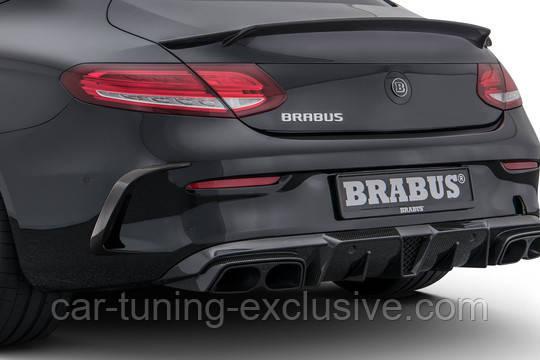 BRABUS rear attachment for Mercedes C-class W205