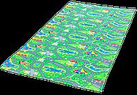 Детский игровой развивающий коврик Verdani Городок 2000х1100х8 мм