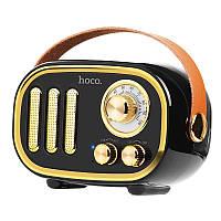 Bluetooth колонка Hoco BS16 Black