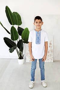 Вишита футболка для хлопчика DXL-03