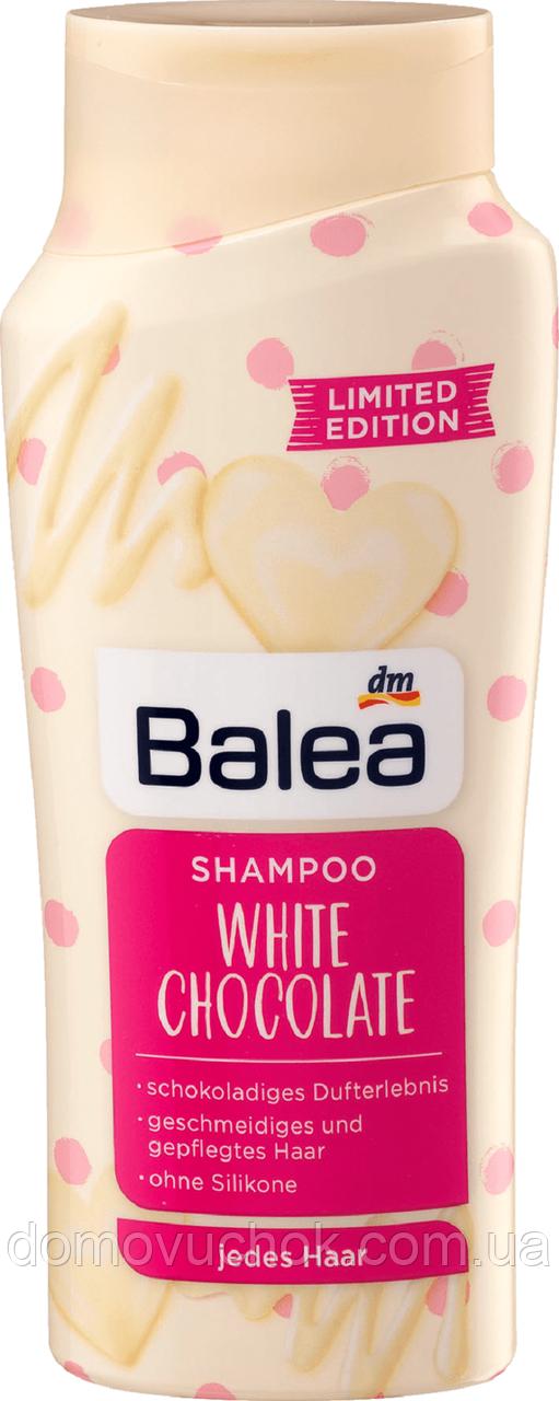Шампунь Balea White Chocolate 300мл