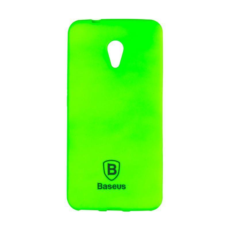 Baseus Soft Colorit Case для Meizu M5 Note Green
