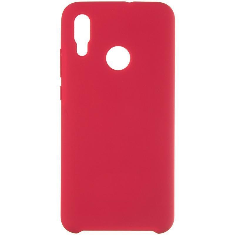 Original 99% Soft Matte Case для Samsung M205 (M20) Bordo