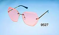Очки Chanel в трех расцветках шестиугольной формы