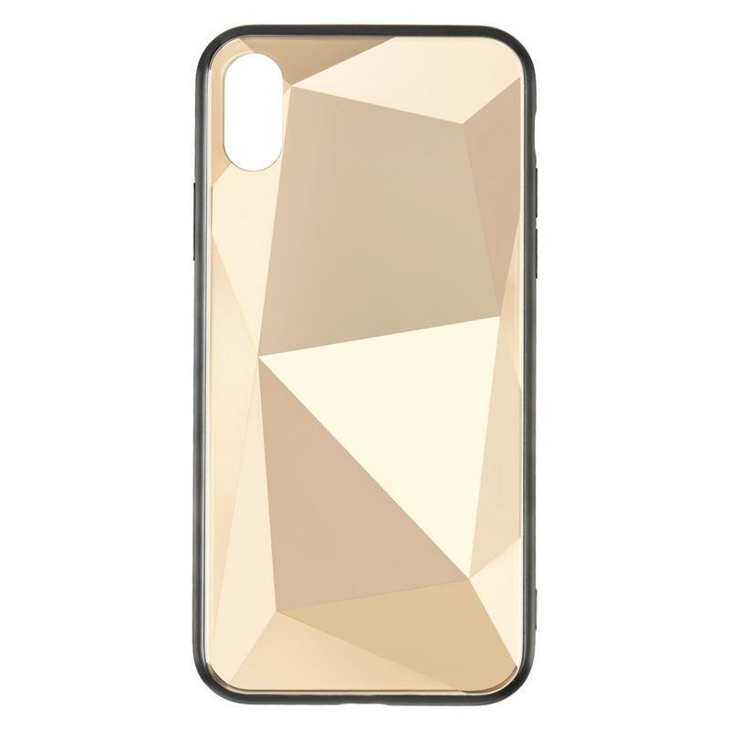 Baseus Prizma Case для iPhone X/XS Gold