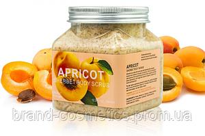 Скраб для тела Wokali Apricot Sherbet Body Scrub