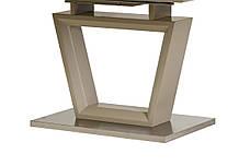 Стол ТММ-51-1 (Капучино мат) 1200(+400)*800, фото 3