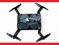 Квадрокоптер S8 Селфи дрон - складной квадрокоптер с WiFi камерой, фото 1