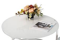 Комплект журнальных столов CS-25 (Белый), фото 3