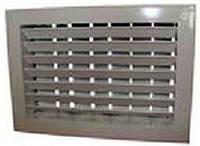 Решетка настенная двухрядная РВ 3040-2М   200х200 мм
