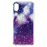 Baseus Light Stone Case для iPhone XS Max Violet