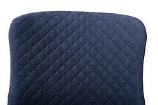 Стілець М-20 (Синій Шеніл), фото 3