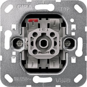 Механизм выключателя 1-кл. универсального GIRA System 55