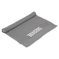 Рушник спортивне TELOON COOL TOWER, мікрофібра, р-р 31х100см., сірий (T-CT001(gr))