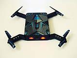 Складной квадрокоптер S8 с Wi-Fi-камерой, фото 7