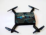 Складной квадрокоптер S8 с Wi-Fi-камерой, фото 8