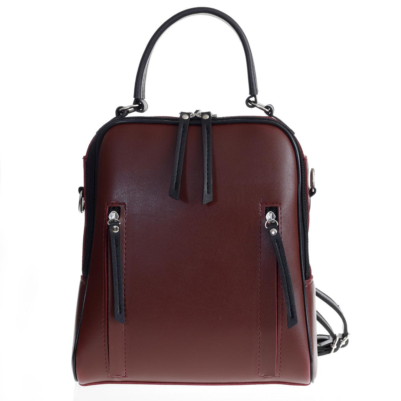 Сумка-рюкзак женский городской Betty Pretty из экокожи