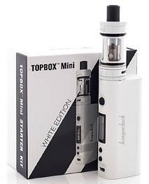 Боксмод Kangertech TOPBOX Mini Starter Kit 75W White Edition