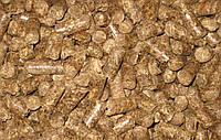 Топливные гранулы (Пеллеты) древесные