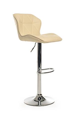 Барный стул В-70 (эко.кожа, Бежевый), фото 2