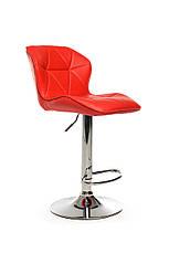 Барний стілець В-70 (еко.шкіра, Червоний), фото 2