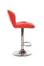 Барный стул В-70 (эко.кожа, Красный), фото 3
