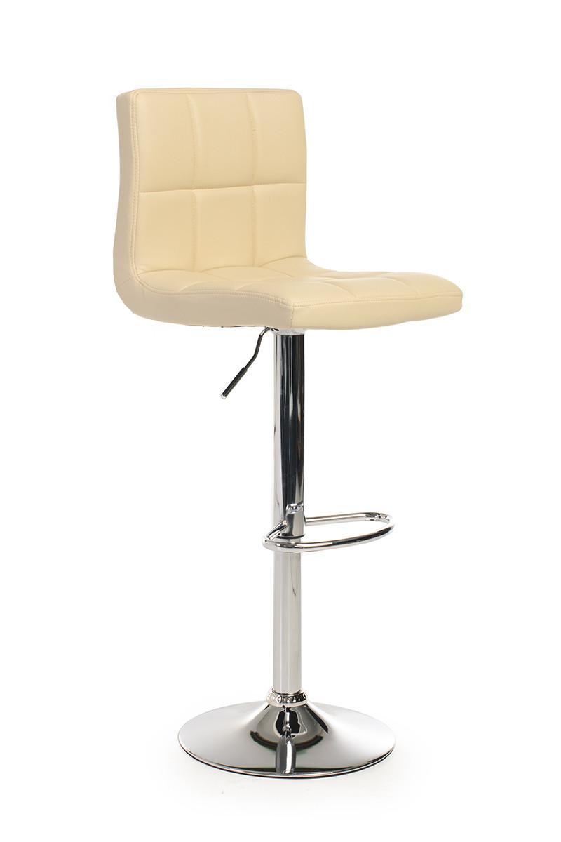 Барный стул В-40 (эко.кожа, Бежевый)