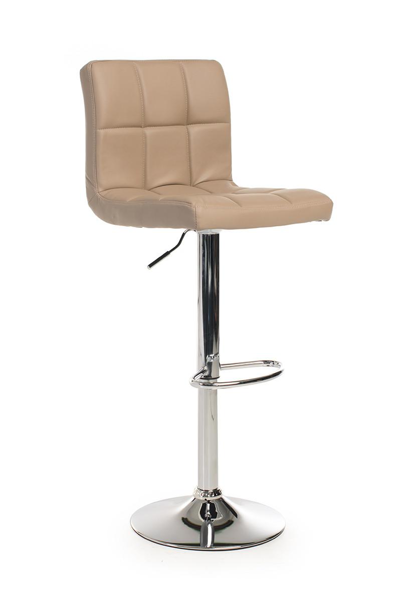 Барный стул В-40 (эко.кожа, Капучино)