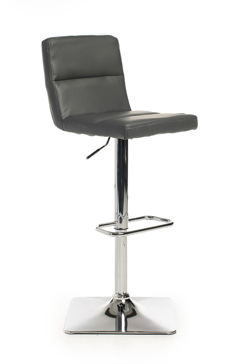 Барный стул В-109 (эко.кожа, Графит)